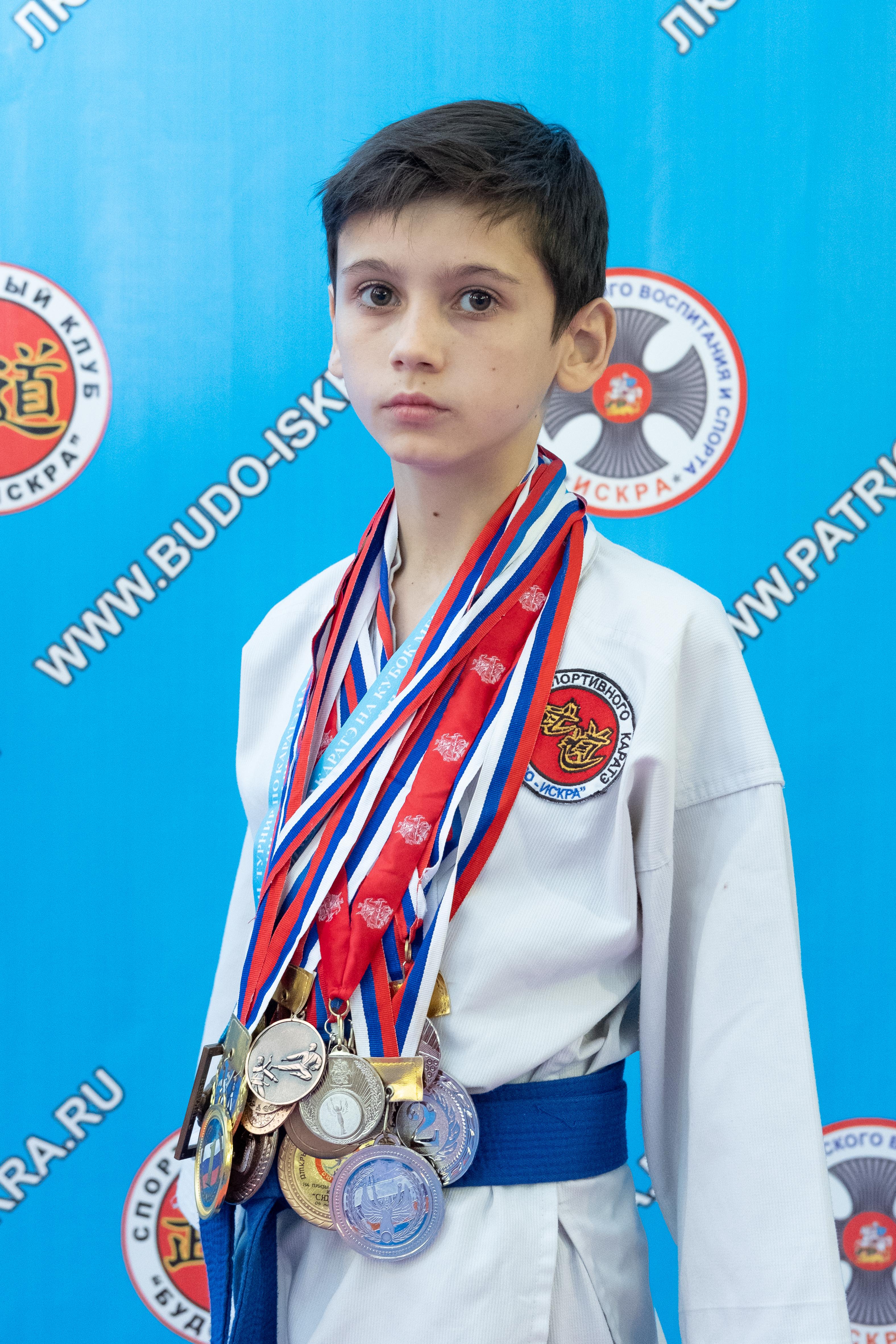 Матюнин Алексей